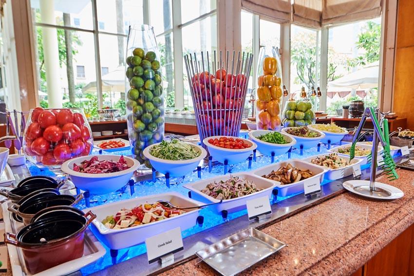 Nhà hàng Atrium Café ưu đãi đặc quyền khi đặt bàn buffet Bữa Sáng Muộn và Tối -1