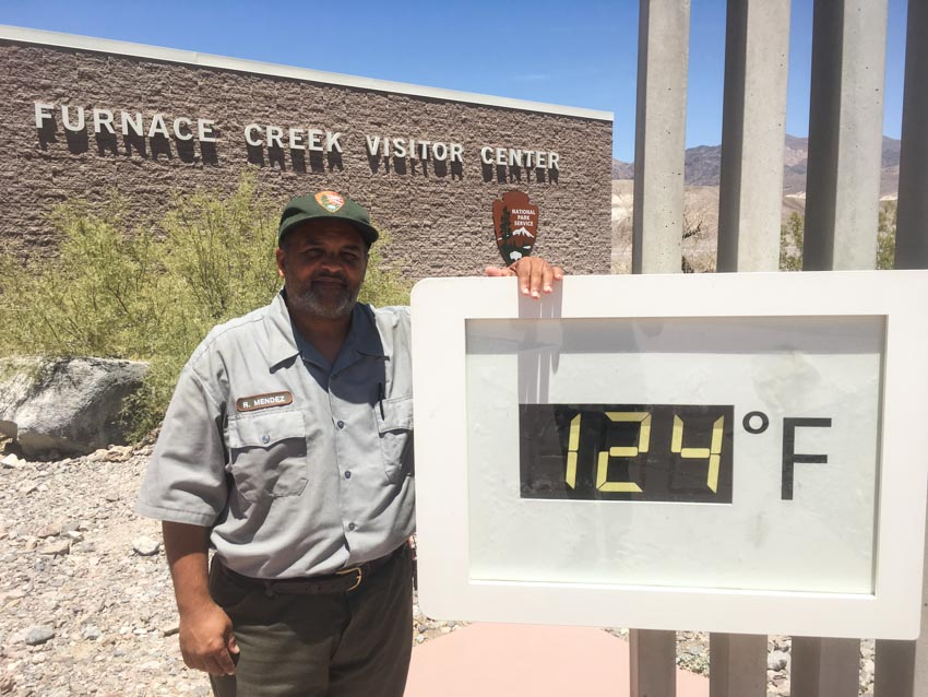 """""""Nhiệt độ thấp nhất trong ngày"""" cao nhất thế giới - 3"""