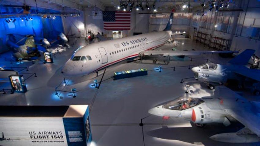 Những bảo tàng hàng không và không gian tốt nhất thế giới - 2