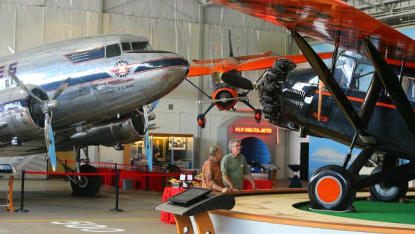 Những bảo tàng hàng không và không gian tốt nhất thế giới - 7