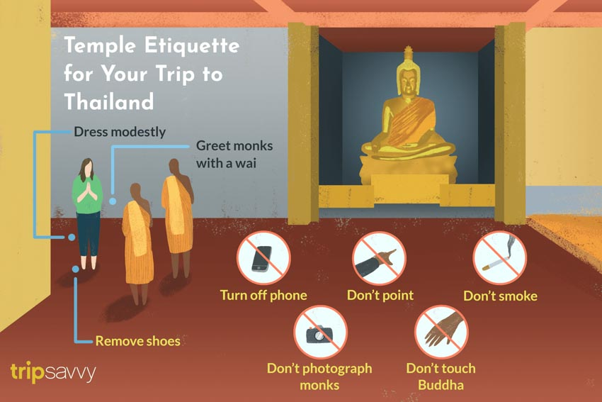 Những điều không nên làm khi đi du lịch Thái Lan - 3