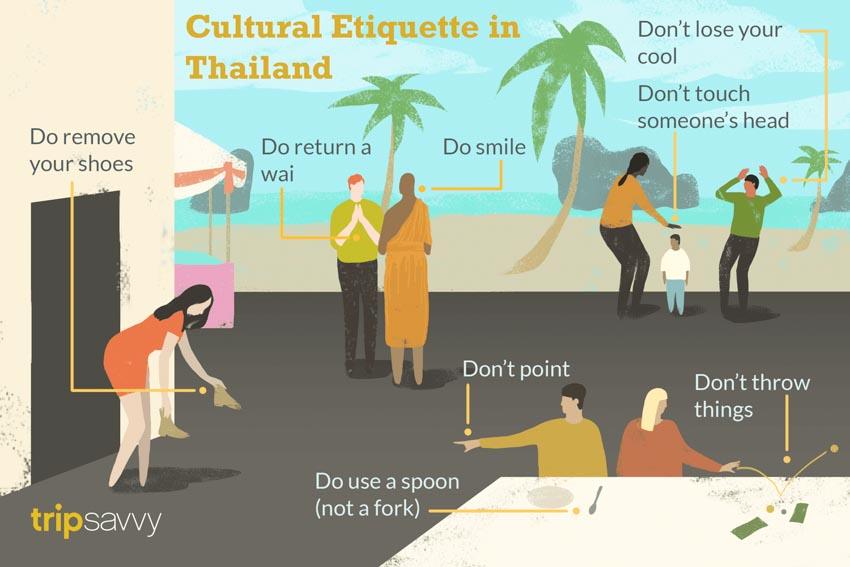 Những điều không nên làm khi đi du lịch Thái Lan - 4