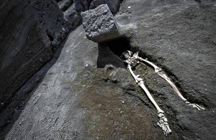 Những phát hiện mới nhất về thành phố Pompeii bị núi lửa chôn vùi - 10