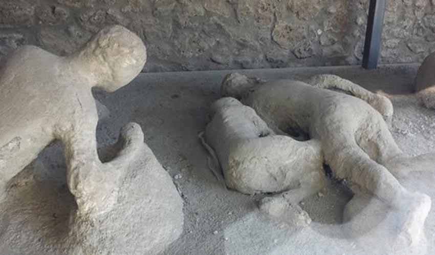 Những phát hiện mới nhất về thành phố Pompeii bị núi lửa chôn vùi - 2