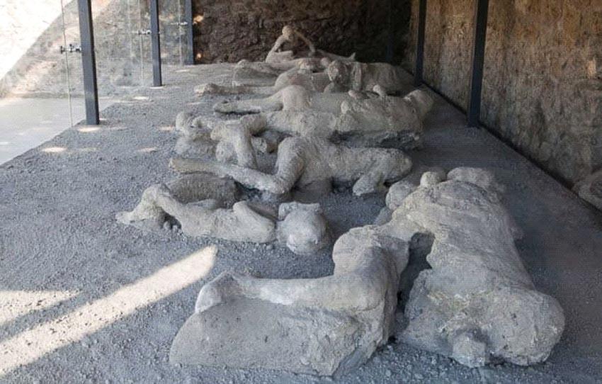 Những phát hiện mới nhất về thành phố Pompeii bị núi lửa chôn vùi - 3