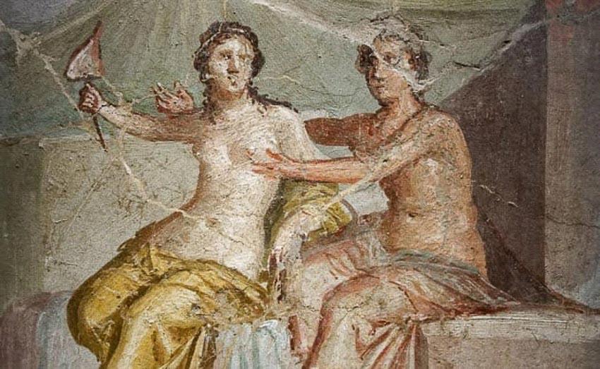 Những phát hiện mới nhất về thành phố Pompeii bị núi lửa chôn vùi - 8