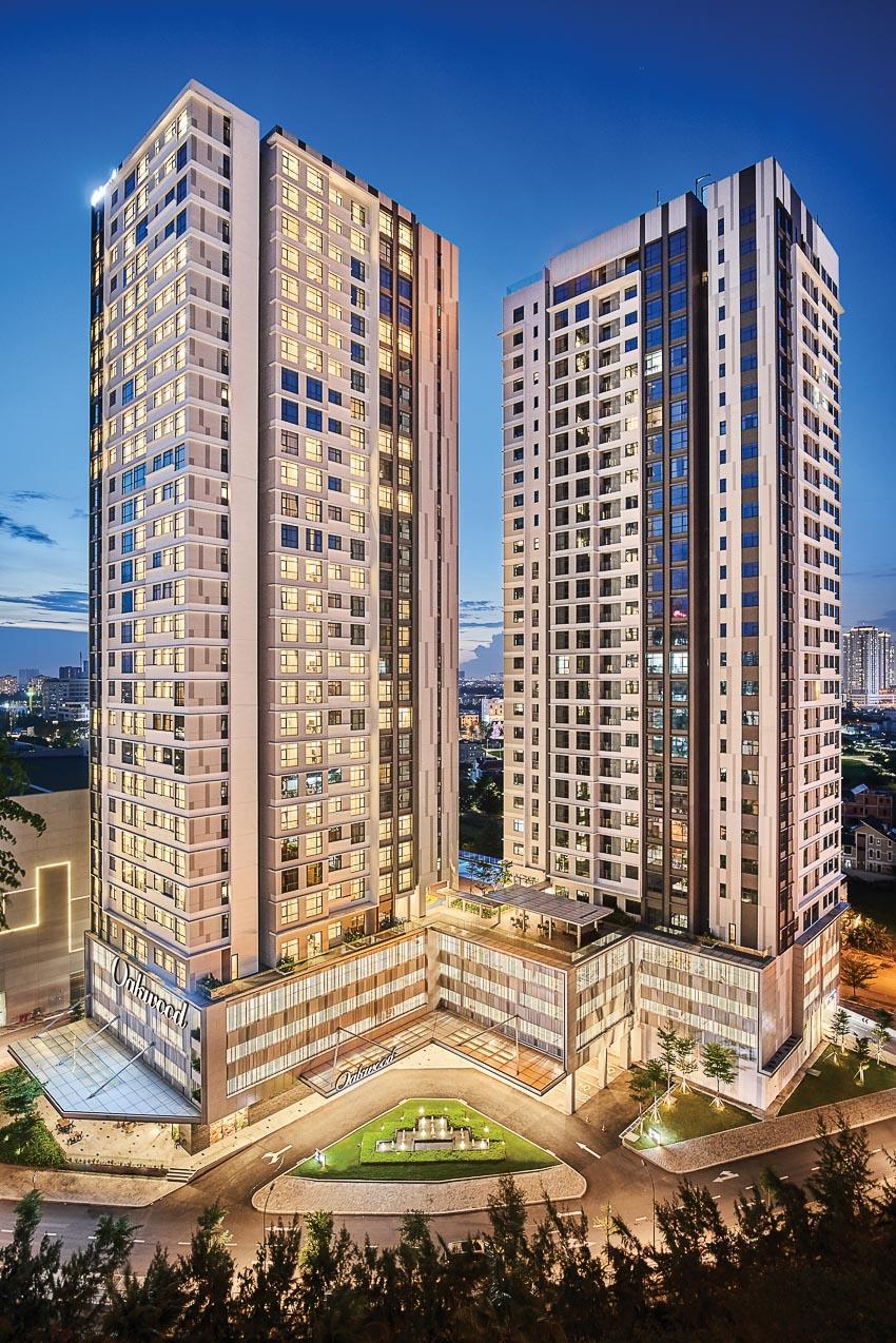Oakwood Residence Saigon đạt giải thưởng tại World Luxury Hotel Awards 2019 - 1
