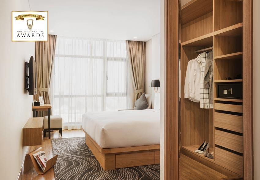 Oakwood Residence Saigon đạt giải thưởng tại World Luxury Hotel Awards 2019 - 2