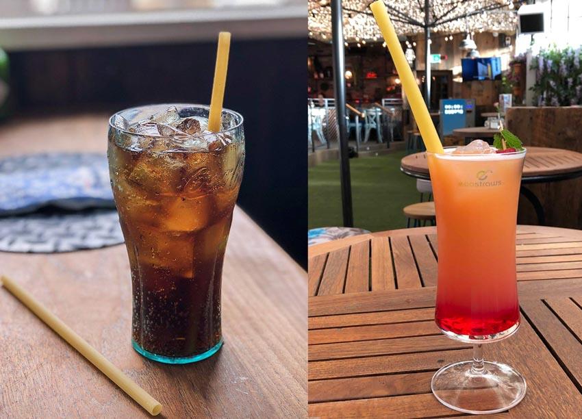 Các quán bar ở Ý bắt đầu sử dụng ống hút mì ống để giảm rác thải nhựa - 4