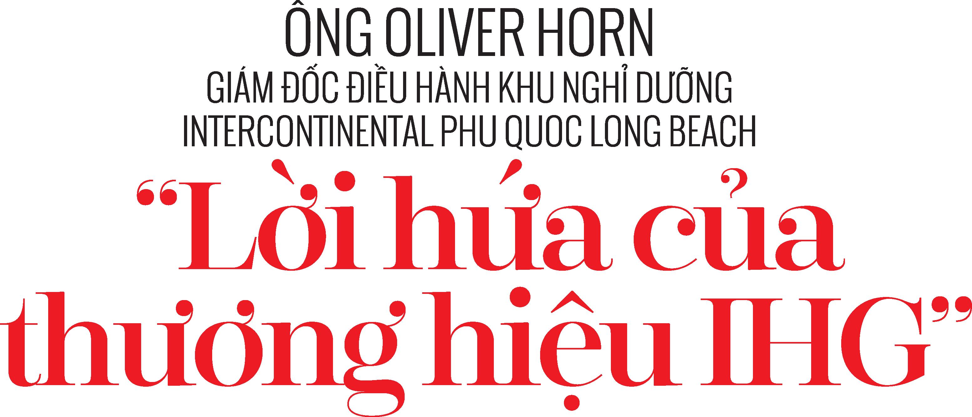 Ông Oliver Horn - Giám đốc điều hành -6
