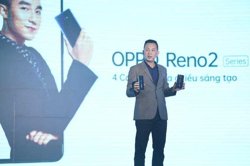 Oppo ra mắt Reno2 và Reno2 F - 1
