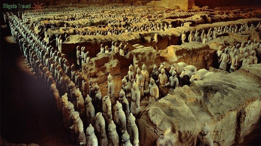 Phát hiện nhiều mộ chứa phi tần bị phanh xác - 2