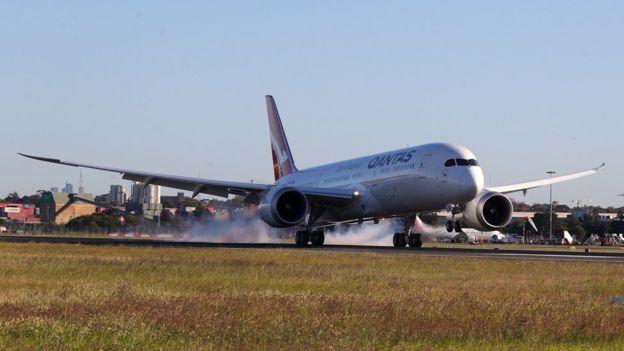 Qantas hoàn tất chuyến bay thẳng dài nhất thế giới - 5