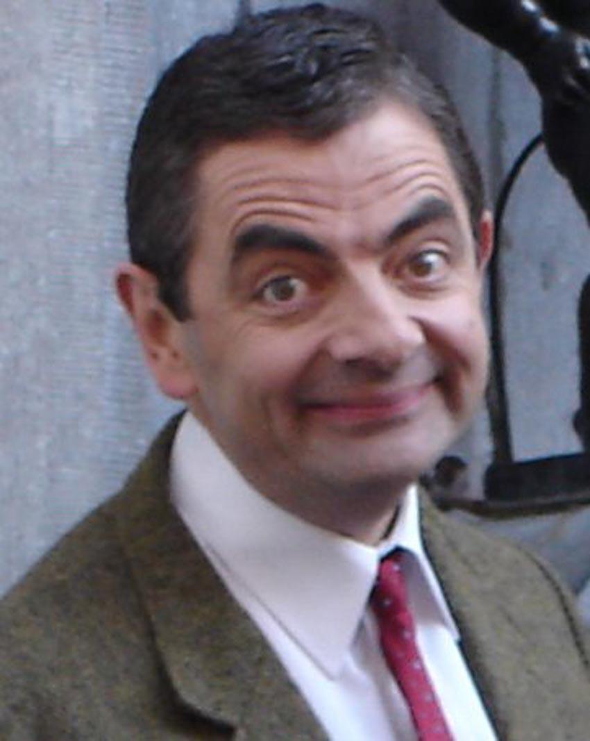 Bí ẩn sau khuôn mặt gây cười của Mr. Bean - 2