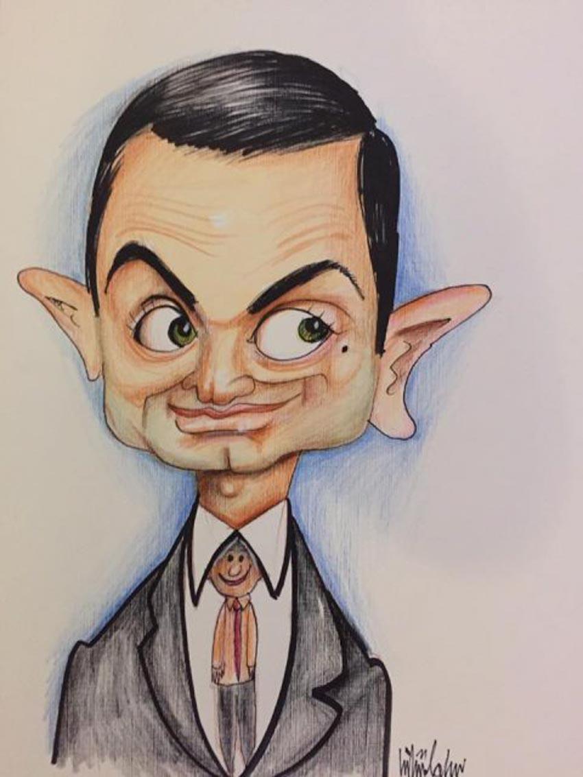 Bí ẩn sau khuôn mặt gây cười của Mr. Bean - 6