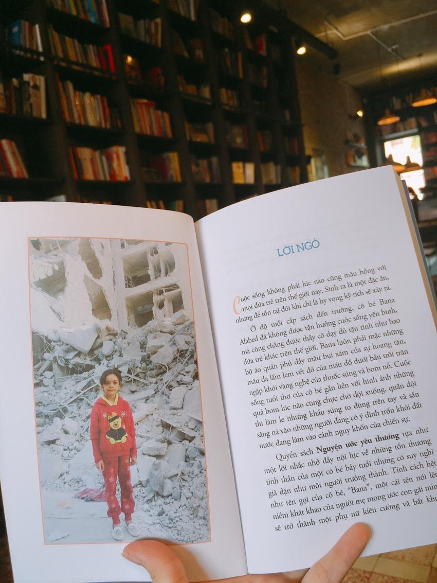 Sách Nguyện ước yêu thương - hồi ức về những mất mát và hy vọng - 3
