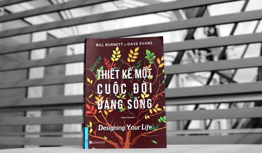 Sách Thiết kế một cuộc đời đáng sống - 1