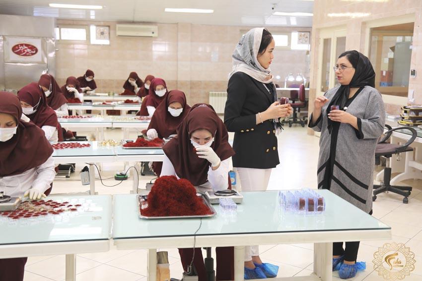 Thương hiệu Saffron Saharkhiz khai trương showroom thứ 2 tại TP.HCM - 2