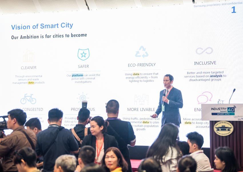 Samsung đồng hành cùng chiến lược chuyển đổi số của Việt Nam - 2