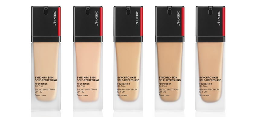 Shiseido Makeup ra mắt Bộ sưu tập Synchro Skin Self-Refreshing Collection - 10