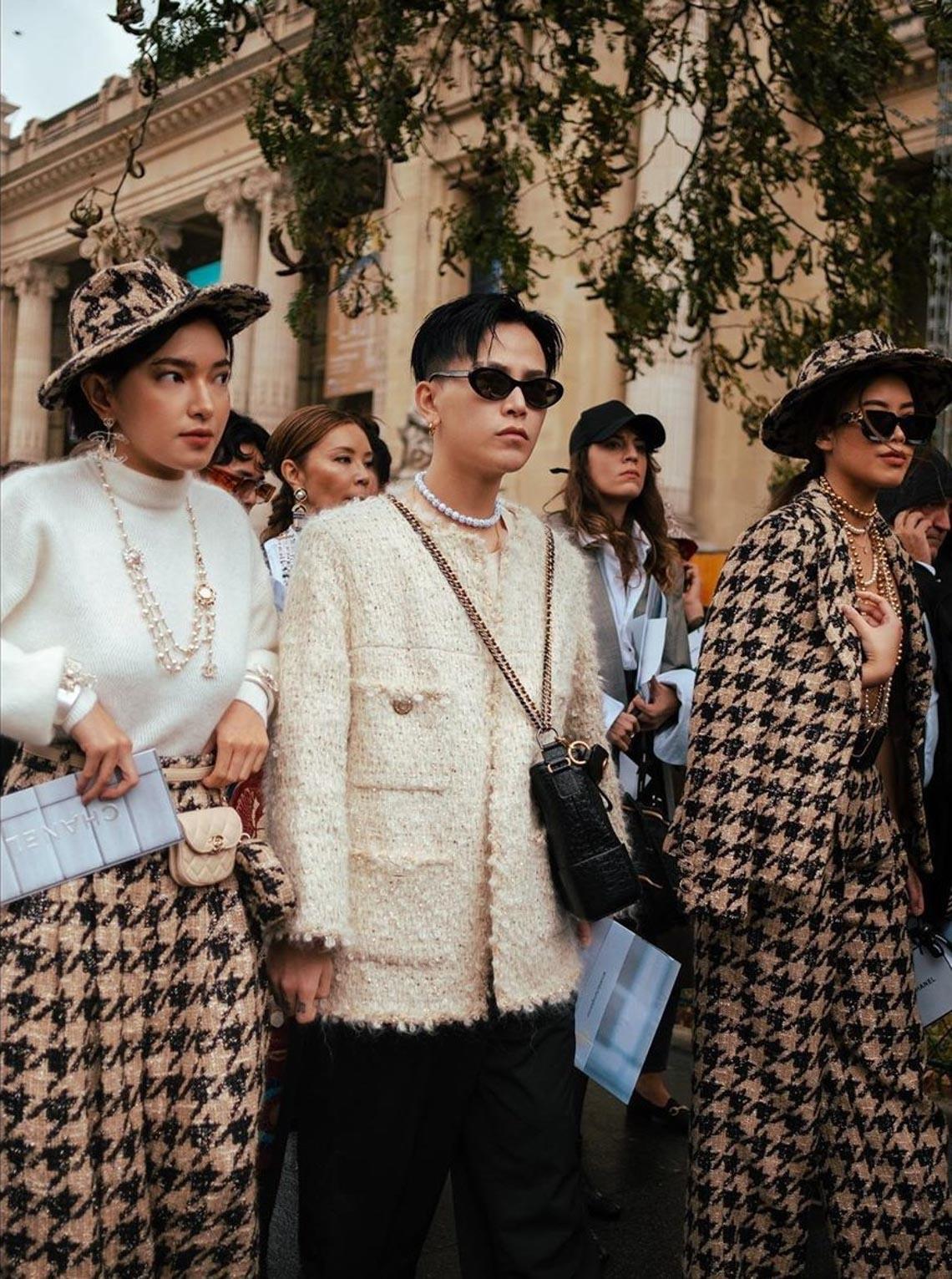 Các ngôi sao nổi tiếng tham dự show diễn Chanel Xuân-Hè 2020 - 14