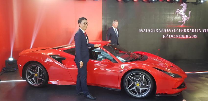 Trung tâm bảo dưỡng Ferrari Việt Nam