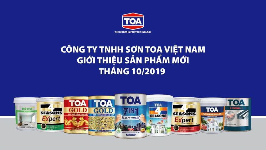 """Sơn TOA Việt Nam tổ chức sự kiện """"Cùng đồng hành, đổi mới, thành công"""" - 1"""