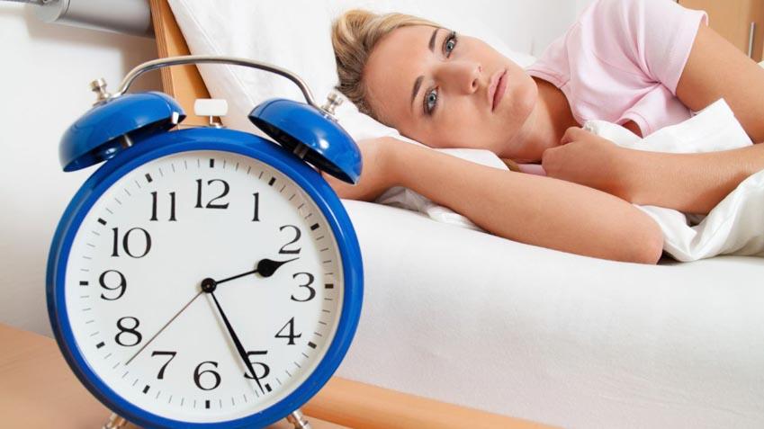 Stress và các rối loạn giấc ngủ - 1