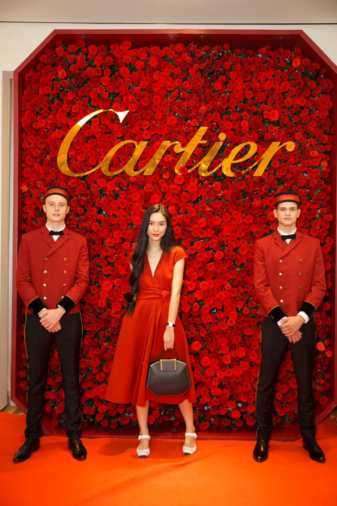 Sự kiện ra mắt BST túi xách Guirlande de Cartier - 4
