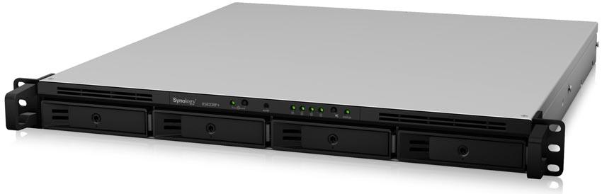 Synology RackStation RS820+ / RS820RP+ hỗ trợ quản lý dữ liệu hiệu quả