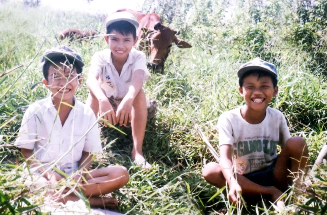 Tản mạn: Tìm về với cỏ - 3