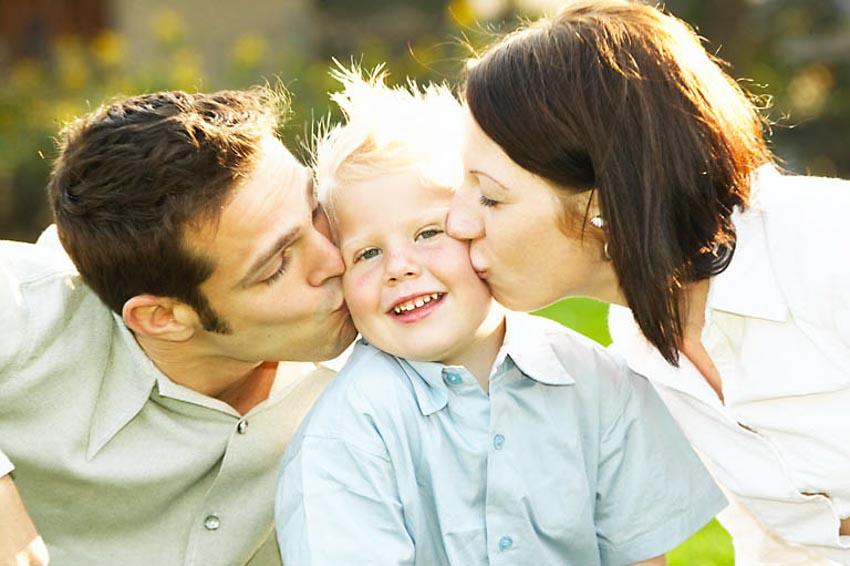 Làm sao để tạo quan hệ tốt đẹp với con cái? - 1