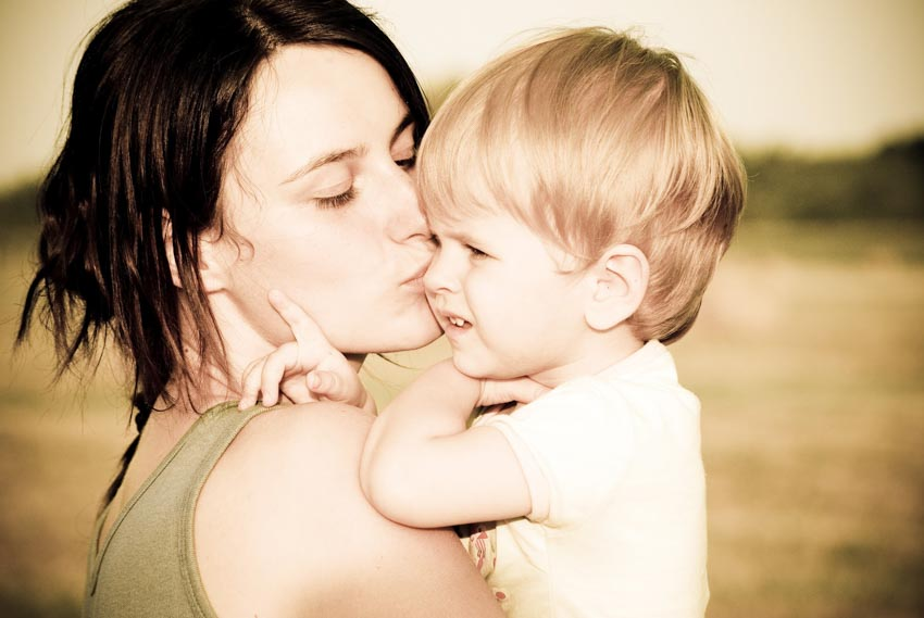 Làm sao để tạo quan hệ tốt đẹp với con cái? - 2