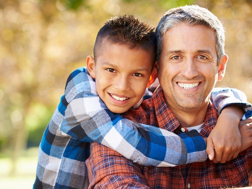 Làm sao để tạo quan hệ tốt đẹp với con cái? - 5