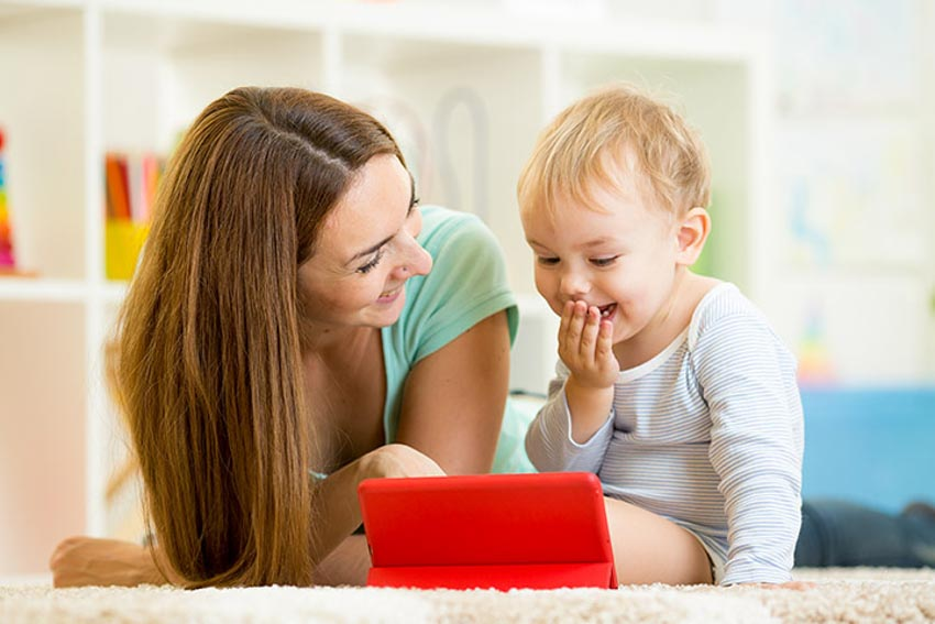 Làm sao để tạo quan hệ tốt đẹp với con cái? - 8