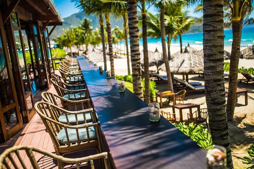The Anam ra mắt Câu lạc bộ Bãi biển Beach Club - 2