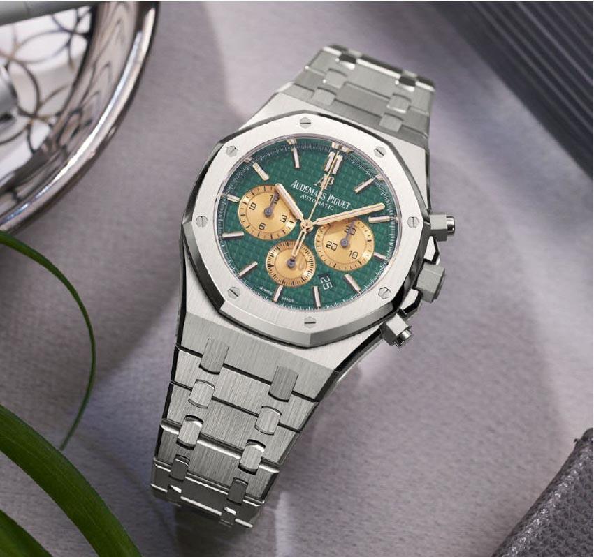Thương hiệu đồng hồ 140 năm tuổi Audemars Piguet có mặt tại Việt Nam - 4