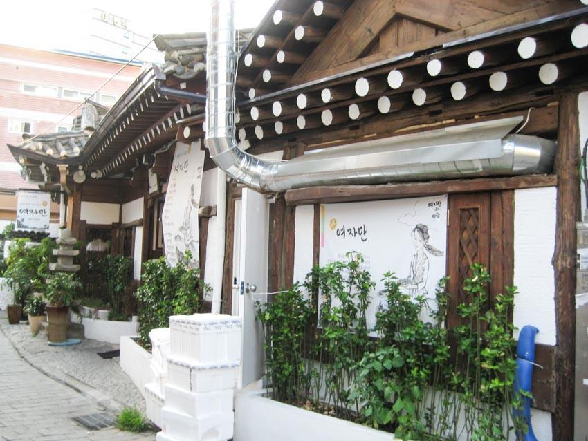 Trà thất khu Insa-dong những nỗi niềm - 5