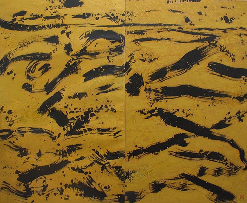Khai mạc triển lãm Mảnh Đời của hoạ sĩ Nguyên Cầm - 3