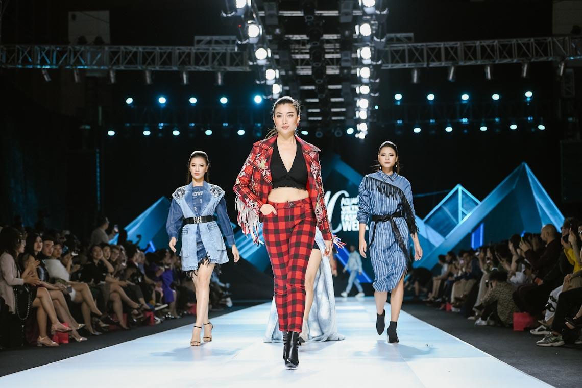 Tuần lễ Thời trang Quốc tế Việt Nam Thu Đông 2019 chính thức mở màn - 21