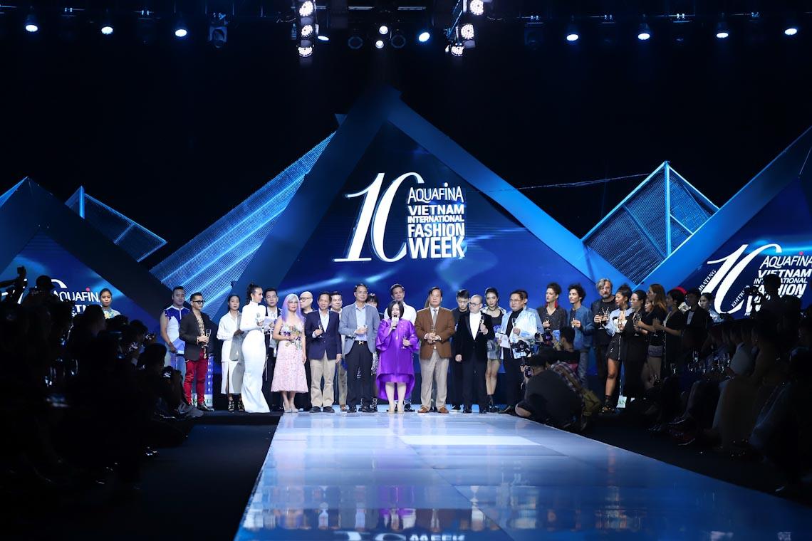 Tuần lễ Thời trang Quốc tế Việt Nam Thu Đông 2019 chính thức mở màn - 23