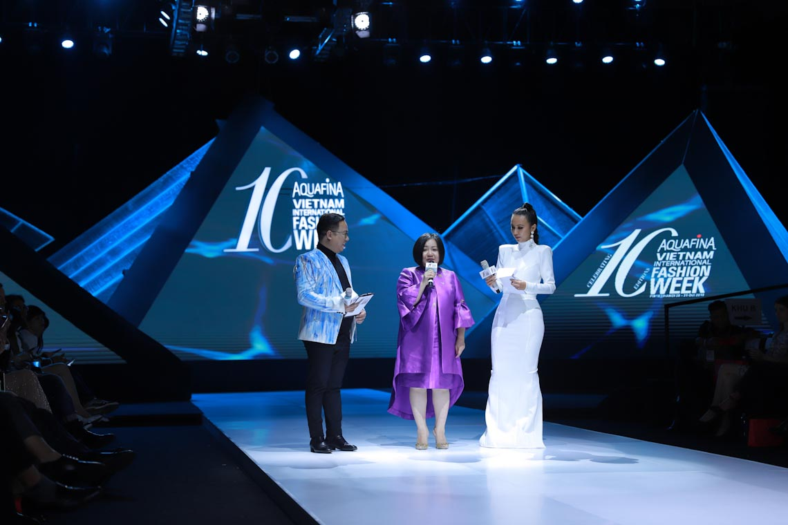 Tuần lễ Thời trang Quốc tế Việt Nam Thu Đông 2019 chính thức mở màn - 24