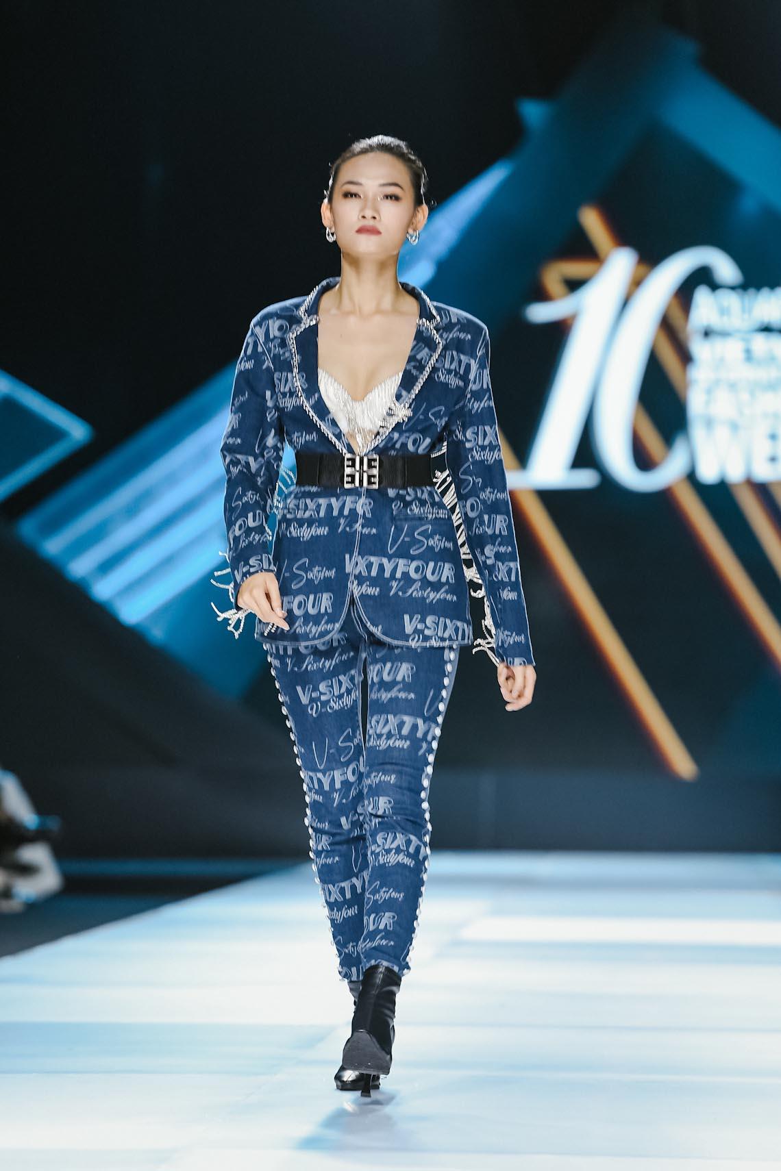 Tuần lễ Thời trang Quốc tế Việt Nam Thu Đông 2019 chính thức mở màn - 7