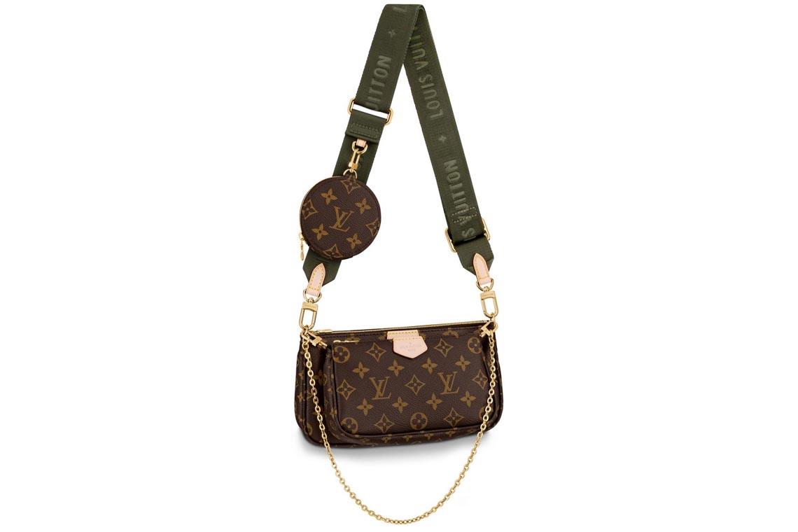 Multi Pochette - mẫu túi biến tấu mới của nhà Louis Vuitton - 3