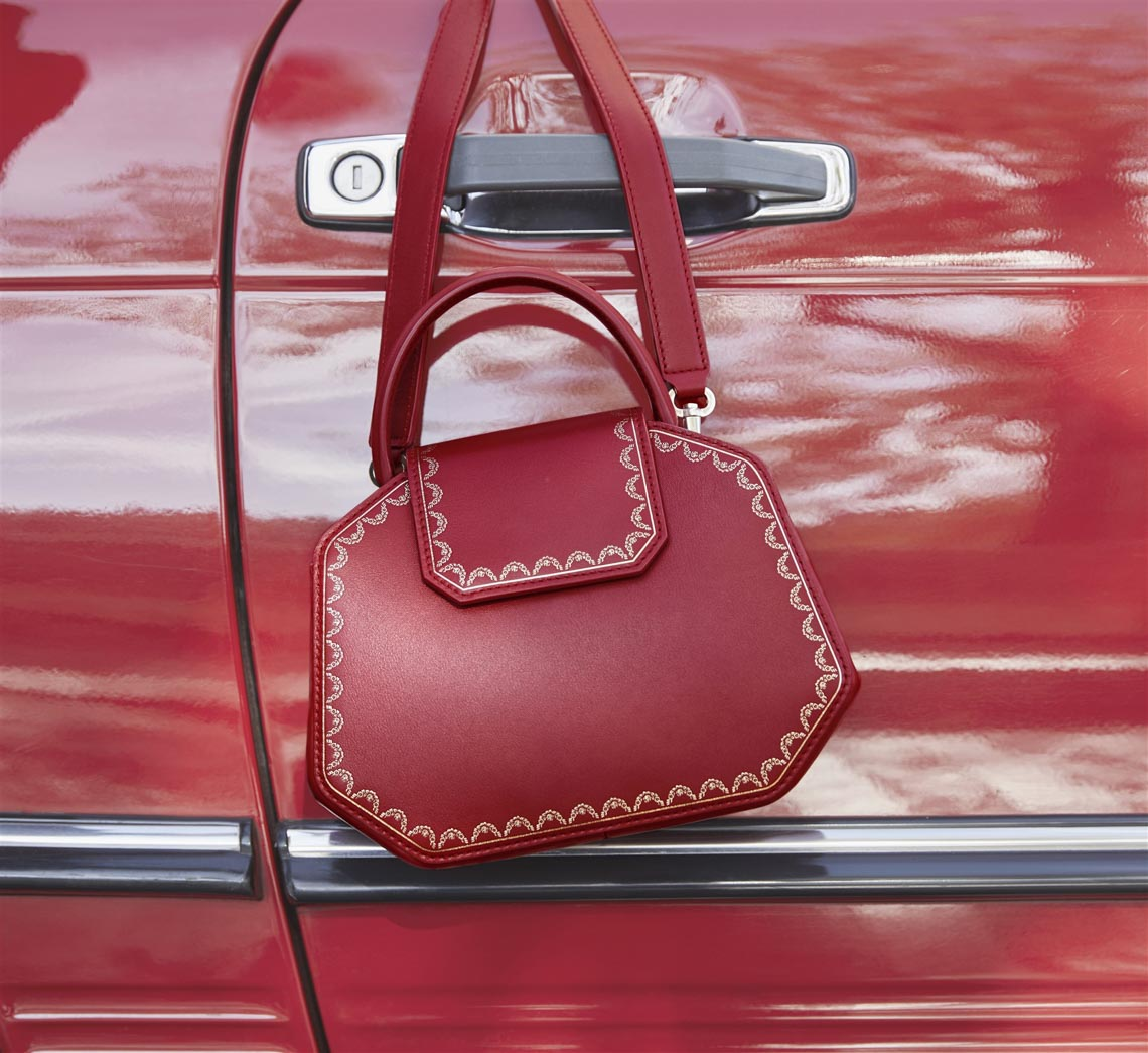 Chiếc túi xách Guirlande de Cartier mang vẻ đẹp khó cưỡng - 2