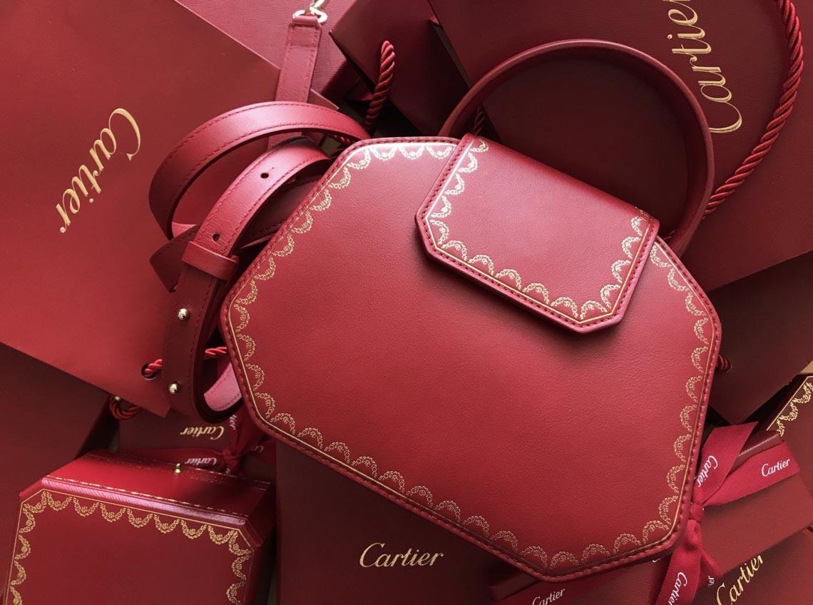 Chiếc túi xách Guirlande de Cartier mang vẻ đẹp khó cưỡng - 3