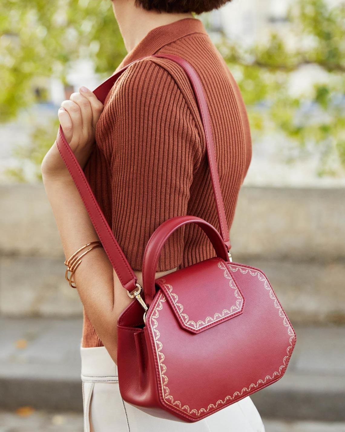 Chiếc túi xách Guirlande de Cartier mang vẻ đẹp khó cưỡng - 7