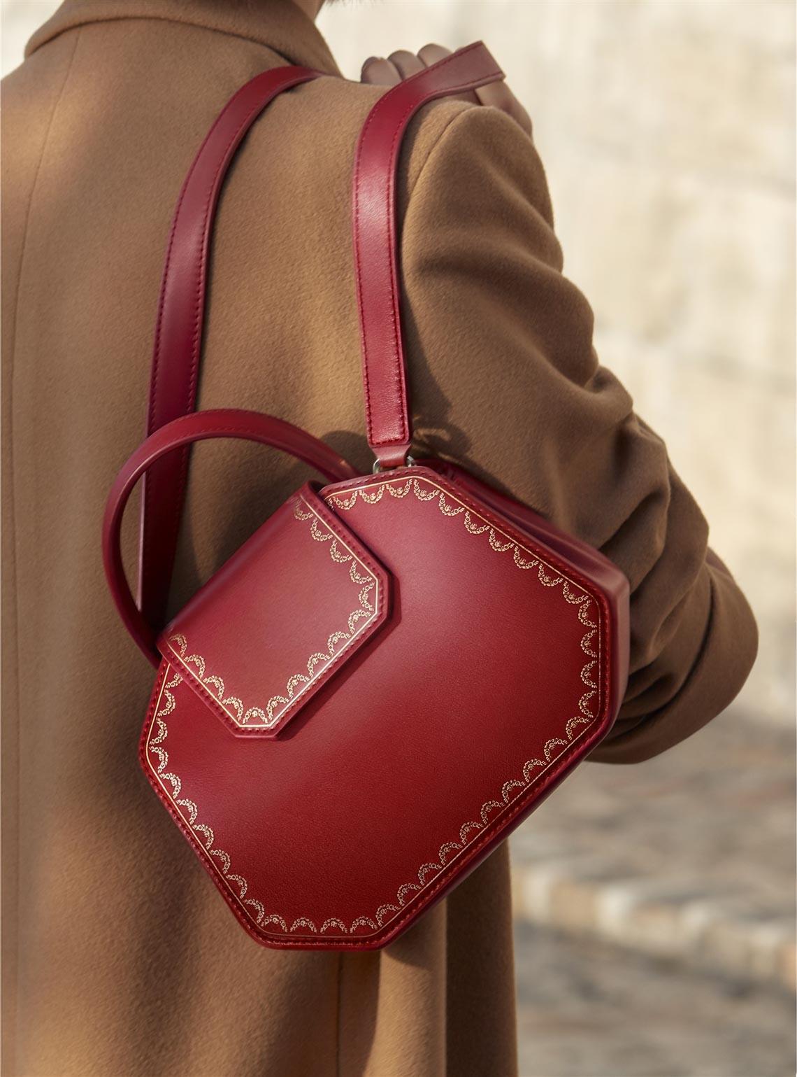 Chiếc túi xách Guirlande de Cartier mang vẻ đẹp khó cưỡng - 8