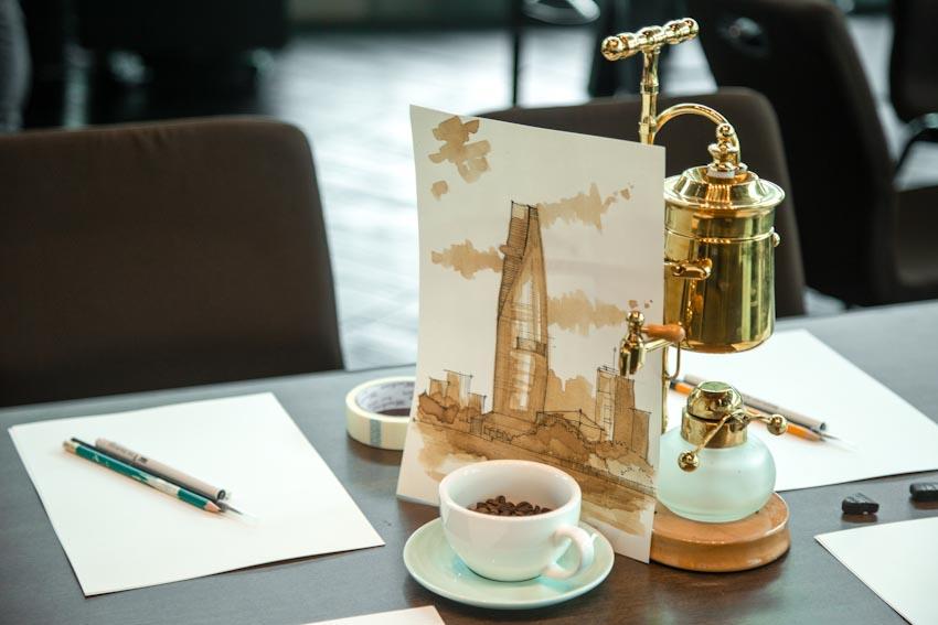 Văn hóa cà phê kết tinh trong Ngày Quốc tế Cà phê được tổ chức tại khách sạn Le Méridien Saigon - 1