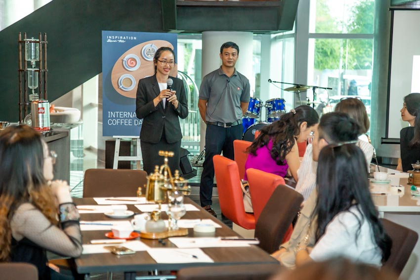 Văn hóa cà phê kết tinh trong Ngày Quốc tế Cà phê được tổ chức tại khách sạn Le Méridien Saigon - 2
